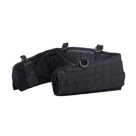 GFCTactical MOLLE tactical belt - black