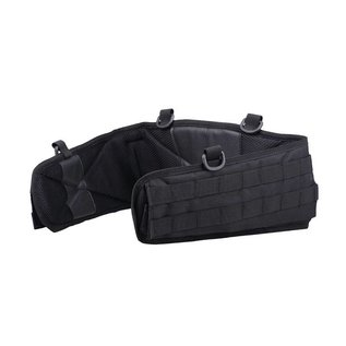 GFCTactical MOLLE tactical belt - black