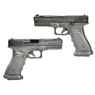 APS APS Black Hornet (Co2 Pistol - Semi/Fully Automatic - Black)