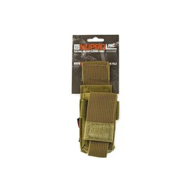 Nuprol PMC Pistol Mag Pouch - Tan