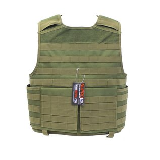 Nuprol Nuprol PMC PLATE CARRIER - GREEN