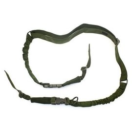 Nuprol NP TWO POINT BUNGEE SLING 1000D OD/GREEN