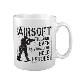 Kombat Paintballers Need Heroes MUG