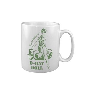 Kombat D-Day Doll MUG