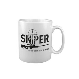Kombat Sniper MUG (Small chip on base)