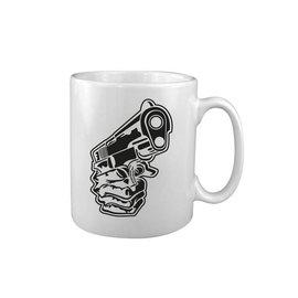 Kombat Hand Gun MUG