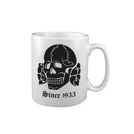 Kombat Nazi Skull Since 1933 MUG