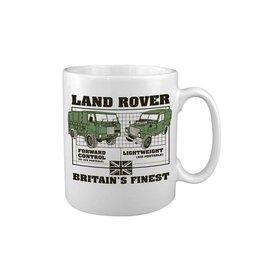 Kombat Land Rover - Air Portable MUG
