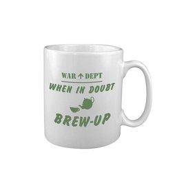 Kombat Brew Up MUG