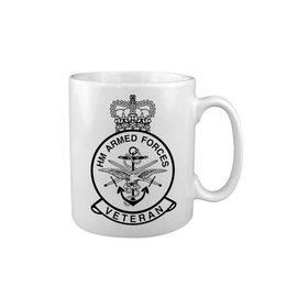 Kombat Military HM Veterans Mug