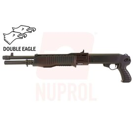 Double Eagle DE M63 SPRING ACTION 3 BURST SHOTGUN