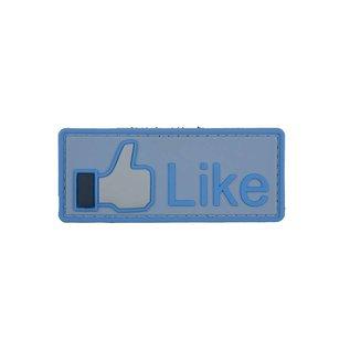 GFCTactical Facebook Like - 3D Patch