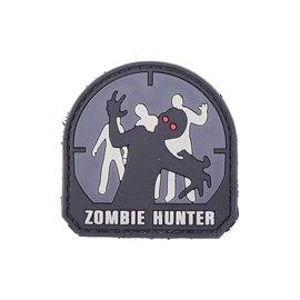 GFCTactical 3D patch – Zombie Hunter - black