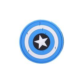 GFCTactical Shield of Captain America - Blue - 3D Patch