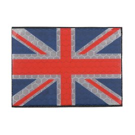 Gunfire UK Flag 2 - IR Patch