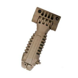 Tactical Extendable Bipod and Foregrip (Tan)
