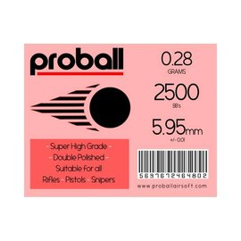 Proball PROBALL 0.28G HIGH GRADE BAG OF 2500