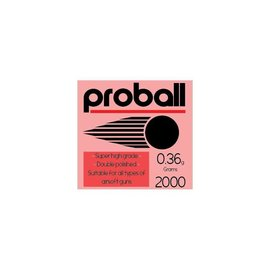 Proball PROBALL 0.36G HIGH GRADE BAG OF 2000