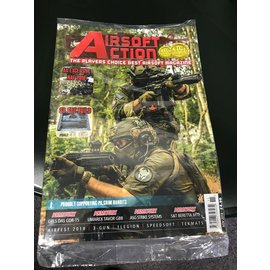 Airsoft Action Airsoft Action November 2018 Edition
