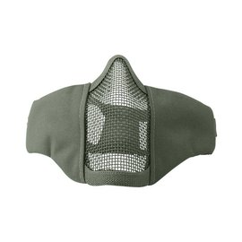 Kombat Recon Face Mask - Olive Green