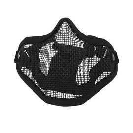 Kombat Tactical Face Mask - Black