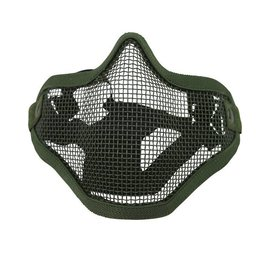 Kombat Tactical Face Mask - Olive Green