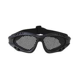 Kombat Tactical Mesh Glasses - Black