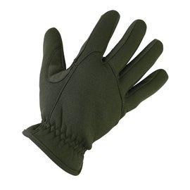 Kombat Delta Fast Gloves - Olive Green