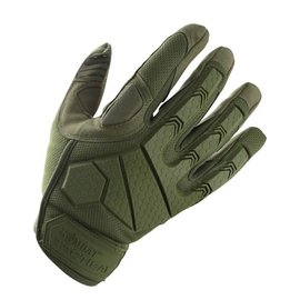 Kombat Alpha Tactical Gloves - Olive Green