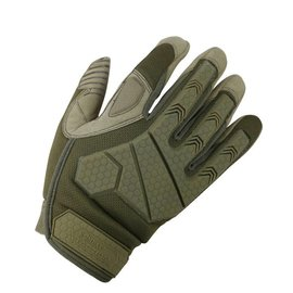 Kombat Alpha Tactical Gloves - Coyote