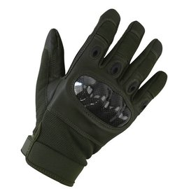Kombat Predator Tactical Gloves - Olive Green