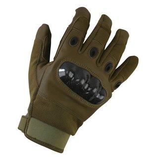 Kombat Predator Tactical Gloves - Coyote