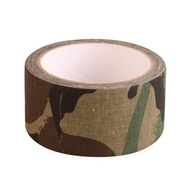 Kombat Fabric Tape - Woodland