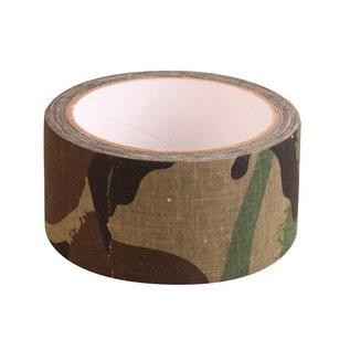 Kombat Fabric Tape - Woodland