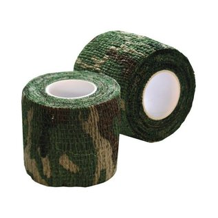 Kombat Stealth Tape - Woodland
