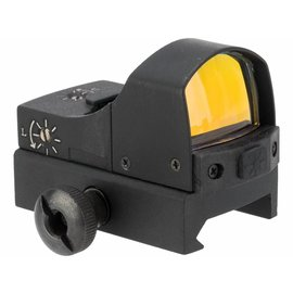 Black Owl Black Owl Gear Reflex Red Dot Sight (BO-SSR1602-BK - Black)