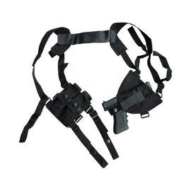 Kombat Shoulder Holster - Black