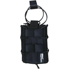 Kombat Delta Fast Mag Single - Black