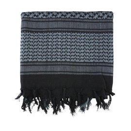 Kombat Shemagh - Black & Grey