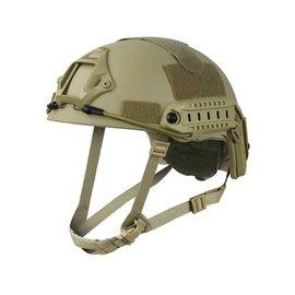 Kombat Fast Helmet Replica - Coyote