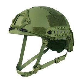 Kombat Fast Helmet Replica - Olive Green
