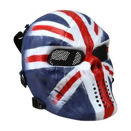 Kombat Skull Mesh Mask - UK