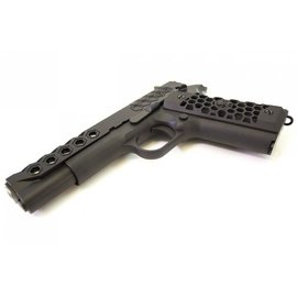 WE 1911 HEX STYLE - BLACK