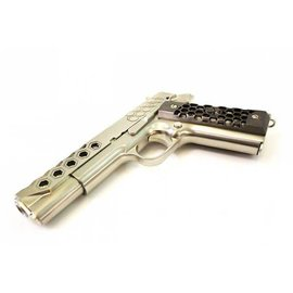 WE 1911 HEX STYLE - SILVER