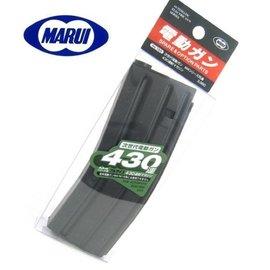 Tokyo Marui TOKYO MARUI NEXT GEN 430 ROUND HI CAP MAGAZINE BLK