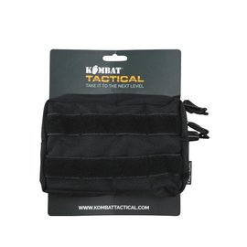 Kombat Small MOLLE Utility Pouch - Black