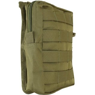 Kombat Large MOLLE Utility Pouch - Coyote