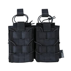Kombat Delta Fast Mag Double - Black