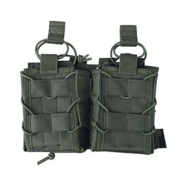 Kombat Delta Fast Mag Double - Olive Green