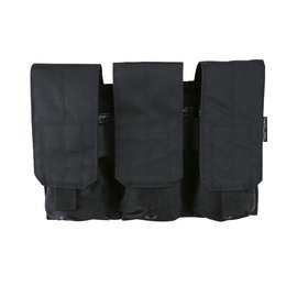 Kombat Triple ORIGINAL Style Mag Pouch - Black